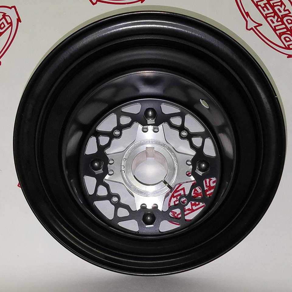 Hub Mount Wheels